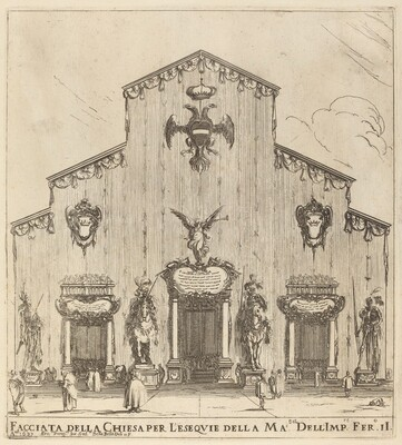 Facade of the Church of San Lorenzo, Florence