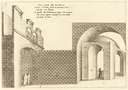 Second Part of the Via Dolorosa