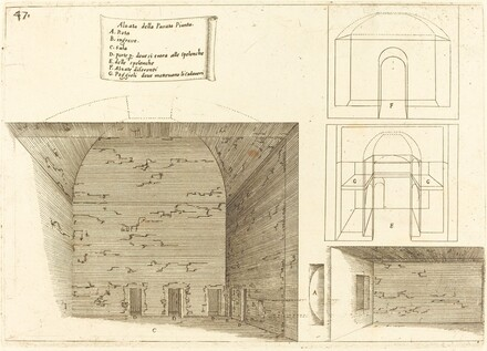Elevation of a Passage Plan