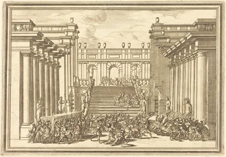 Il Greco in Troia: Plate 3
