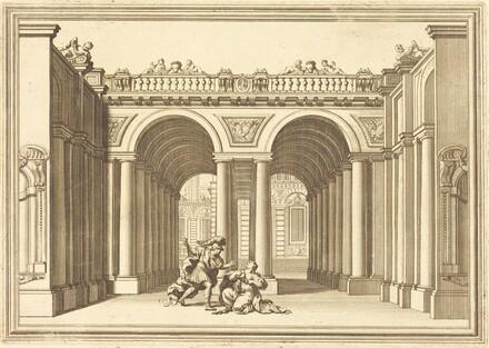 Il Greco in Troia: Plate 9