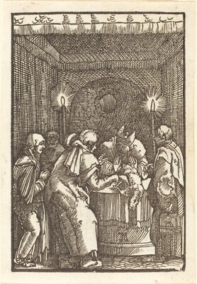 Joachim's Offering Refused