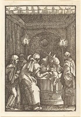Joachim's Offering Refused