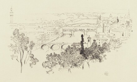 Sketch of Florence