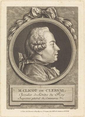 M. Clicot de Clerval