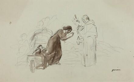 Benediction a Lourdes