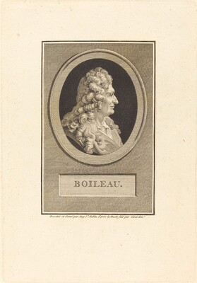 Despreaux-Nicolas Boileau