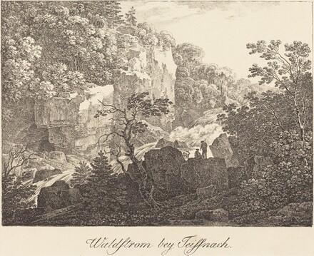 Waldstrom bey Teissnach