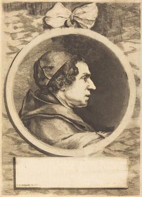 Portrait of an Abbot