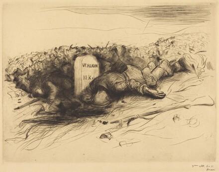 The End - Verdun