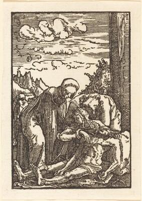 The Lamentation beneath the Cross