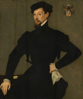 Portrait of a Member of the Quaratesi Family