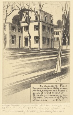 Sketch, Princeton