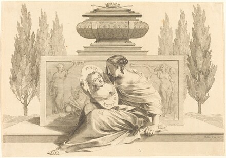Allegory in Honor of Anne of Austria
