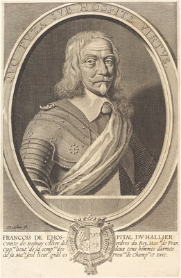 François de l'Hospital du Hallier