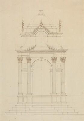 Design for a Baldaquin