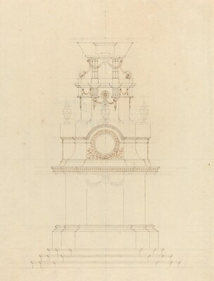 Design for a Catafalque