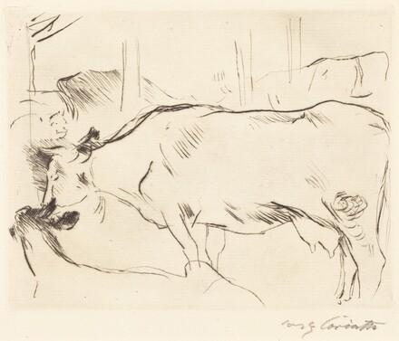 Cow Barn - II (Kuhstall II)