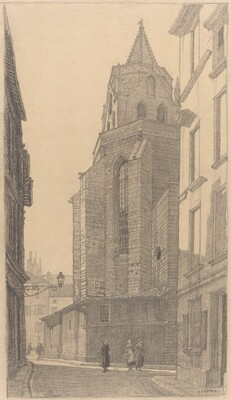 Apse of St.-Didier, Avignon