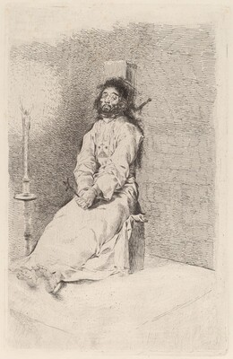 The Garroted Man