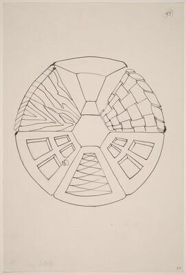 Basket, Table, Door, Window, Mirror, Rug #33