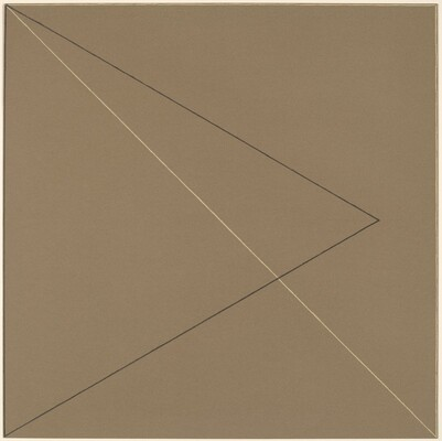 Two Triangles within a Square #3