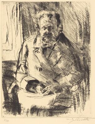 The Poet (Der Dichter)