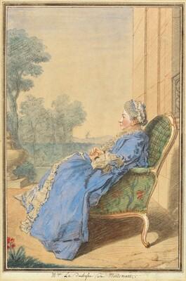 Madame La Duchesse de Mortemart