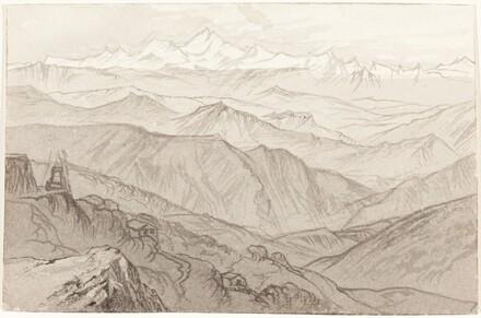 Mount Kinchinjunga (All Things Fair)