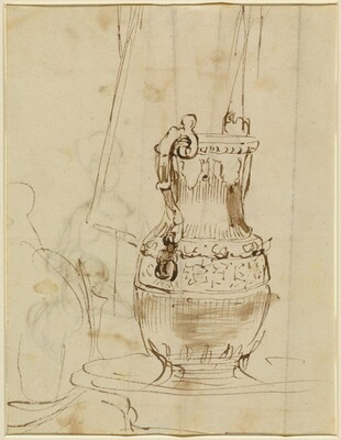 An Ornate Ewer [recto]