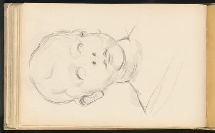 Study of Desiderio da Settignano's Bust of a Child