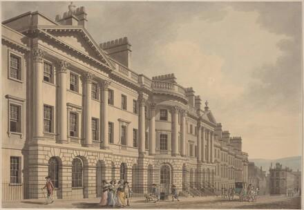 Milsom Street in Bath