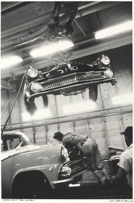 Assembly Plant, Ford--Detroit