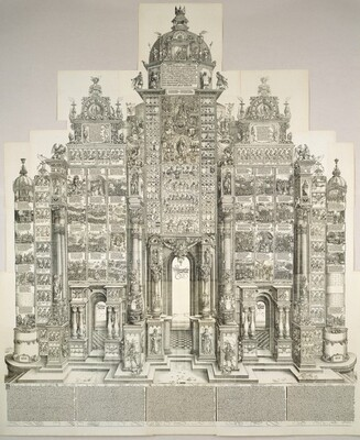 The Triumphal Arch of Maximilian