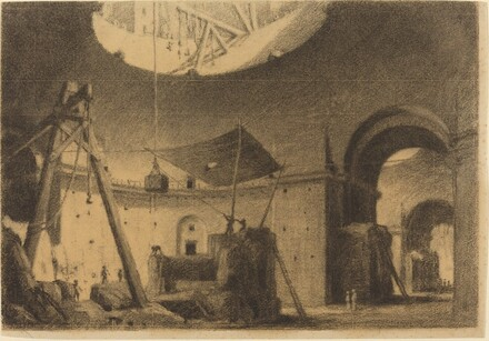 Repairing a Dome