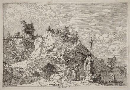 Landscape with the Pilgrim at Prayer