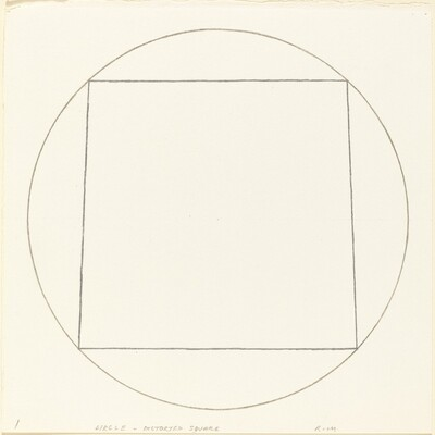 I. Circle - Distorted Square