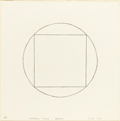 III. Distorted Circle - Square