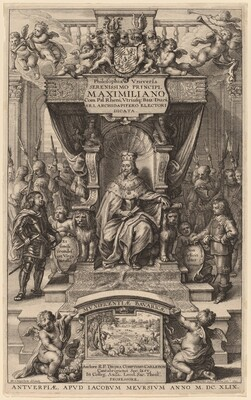 Title Page to Philosophia Universia