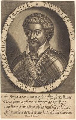 Charles de Gontaut, Duke of Biron