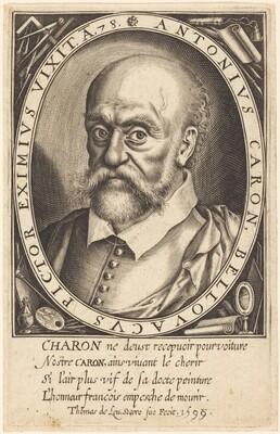 Antoine Caron