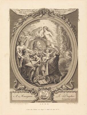 Allegory in Honor of Henri IV