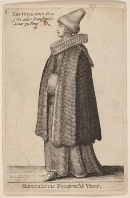Mercatoris Pragensis Vxor