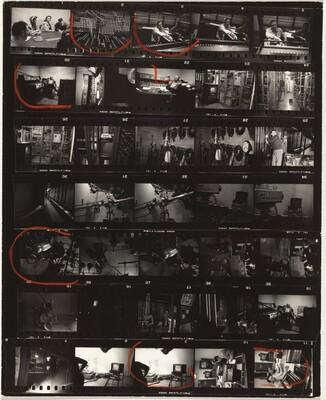 Guggenheim 492/Americans 60--Burbank, California