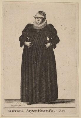 Matrona Argentinensis