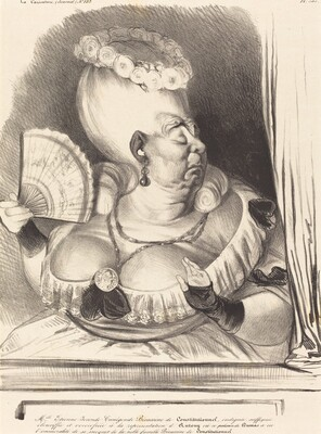 Mlle. Etienne-Goconde-Cunégonde-Bécassine