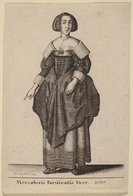Mercatoris Parisiensis Vxor
