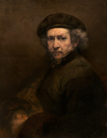 Self Portrait (1659)