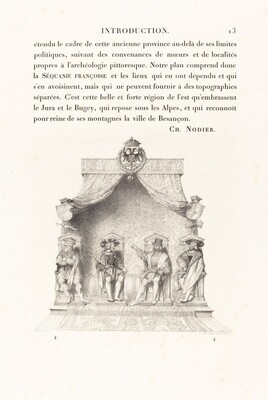Four Magistrates of Besancon (Quatre magistrats de Besancon)