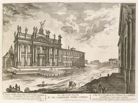 Les Plus Beaux Edifices de Rome Moderne...